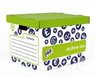 Archive Eco Storage Boxes
