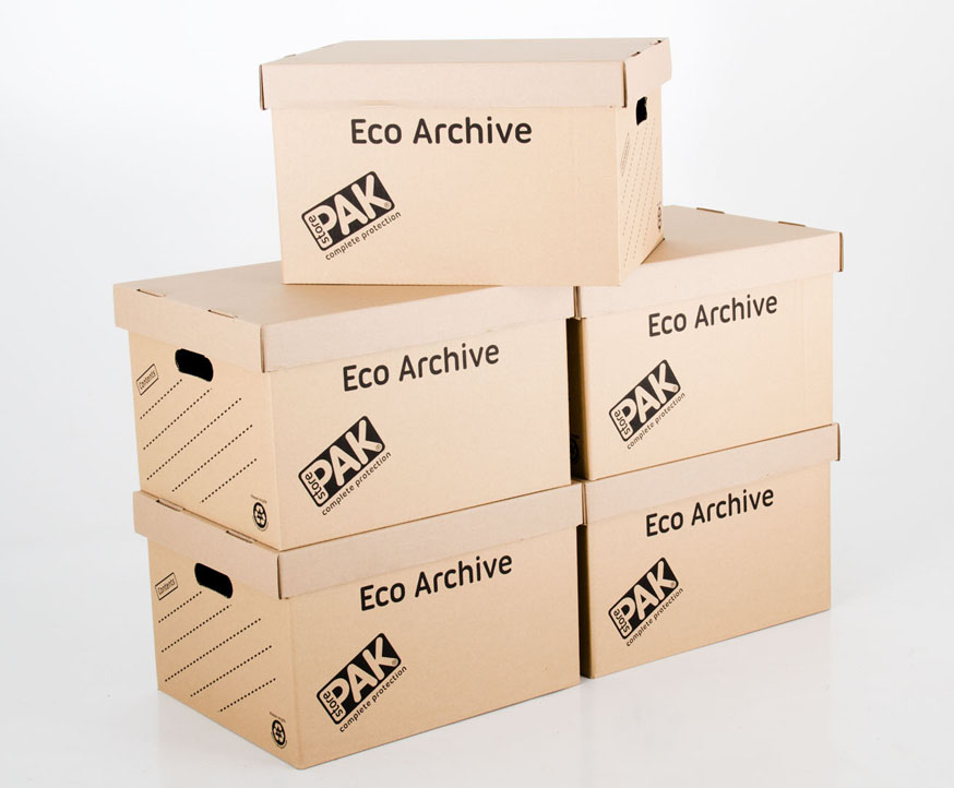 Storepak Eco Archive Boxes Recycled Archive Box