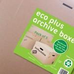 Eco Plus Archive Boxes