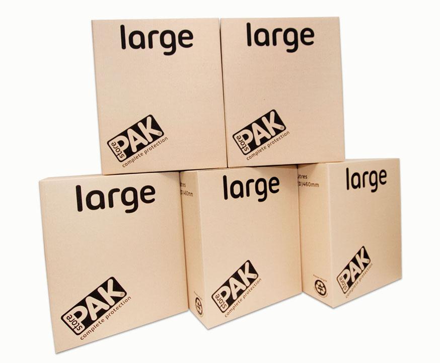 Quarter Trunk Home Storage Boxes