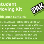 Student Moving Kits