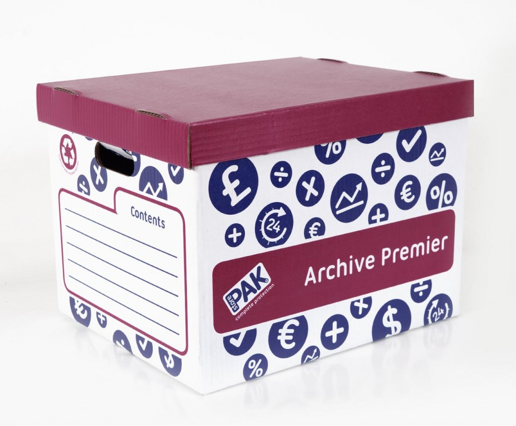 Archive Premier Storage Box (1) LR