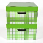 Quarter Trunk Storage Boxes