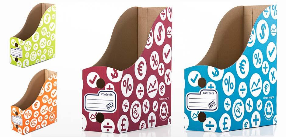 StorePAK Magazine Files Boxes